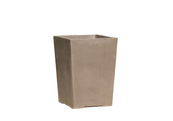 Picture of Yixing Clay Medium Tall Square Pot
