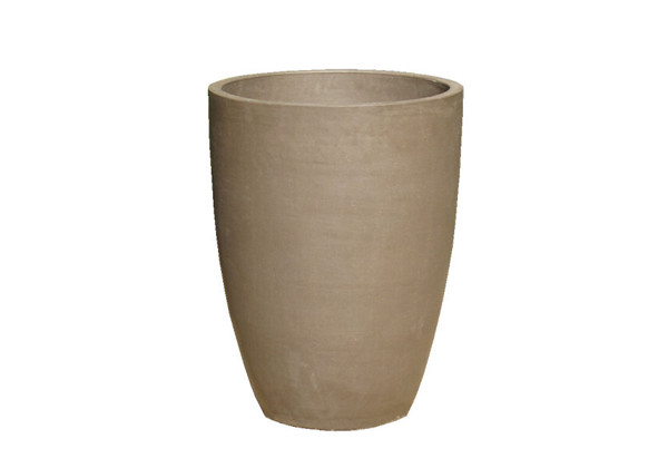 Picture of Yixing Clay Tall Rounded Planter