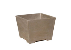 Picture of Yixing Clay Square Pot, Extra Large