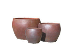 Picture of Round Ball Planters