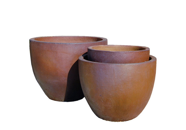 Picture of Large Round Planters