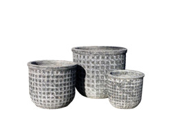 Picture of Dimple Planters
