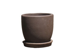 Picture of Small Pot w/Saucer