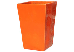 Picture of Tall Square Large Tapered Planter