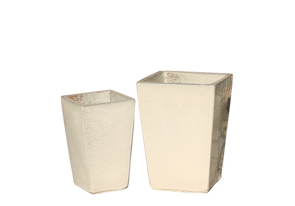 Picture of Tall Square Tapered Pots
