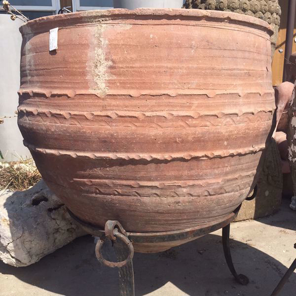 Picture of Large Glazed Dagar Pot