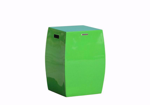 Picture of BJ Square Garden Stool
