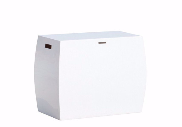 Picture of BJ Rectangular Garden Stool