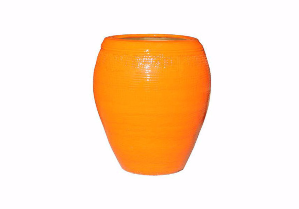 Picture of Waffle Jar Large