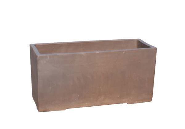 Picture of Yixing Clay Large Rectangular Planter