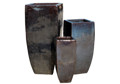 Picture of Tall Square Tapered Planters
