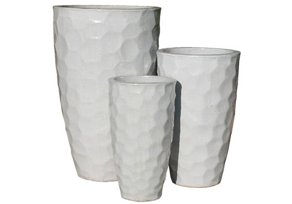 Picture of Tall Honeycomb Planters