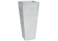 Picture of Extra Tall Square Planter w/ Dimples