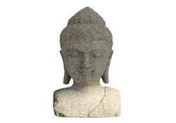 "Picture of BuddhaHead,Medium (21"" h)"