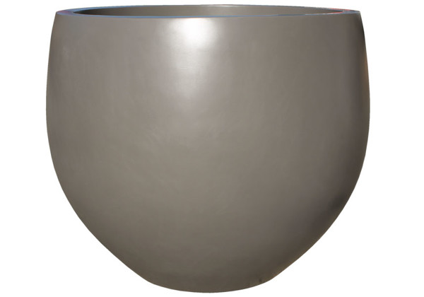 Picture of Round Jumbo Fiberglass Planter