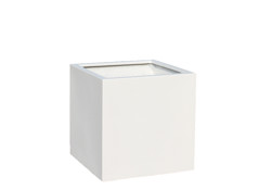 Picture of Square Medium Fiberglass Planter