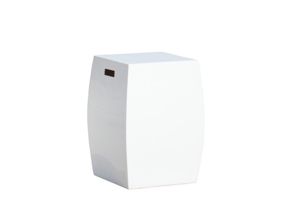 Picture of Square Curved Garden Stool