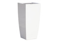 Picture of Square Curved Fiberglass Planter