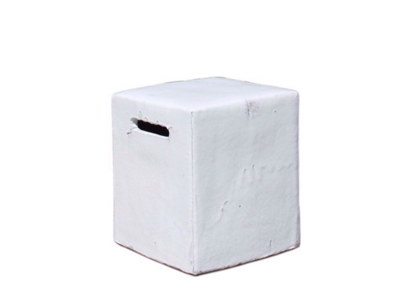 Picture of Square Garden Stool